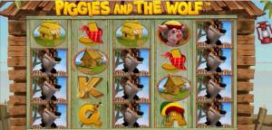 Piggies & the Wolf